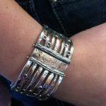 amethyst ladder bracelet by Tamir Zuman FINAL SALE no return or exchange