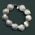 Chatham bay scallop bracelet
