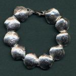 Chatham Quahog sterling silver bracelet