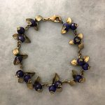 Blueberry Bracelet by Silver Seasons