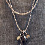 labradorite necklace by Alicia Van Fleteren