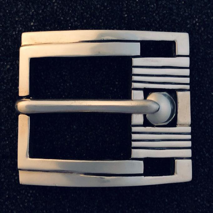 Spratling Design Belt Buckle