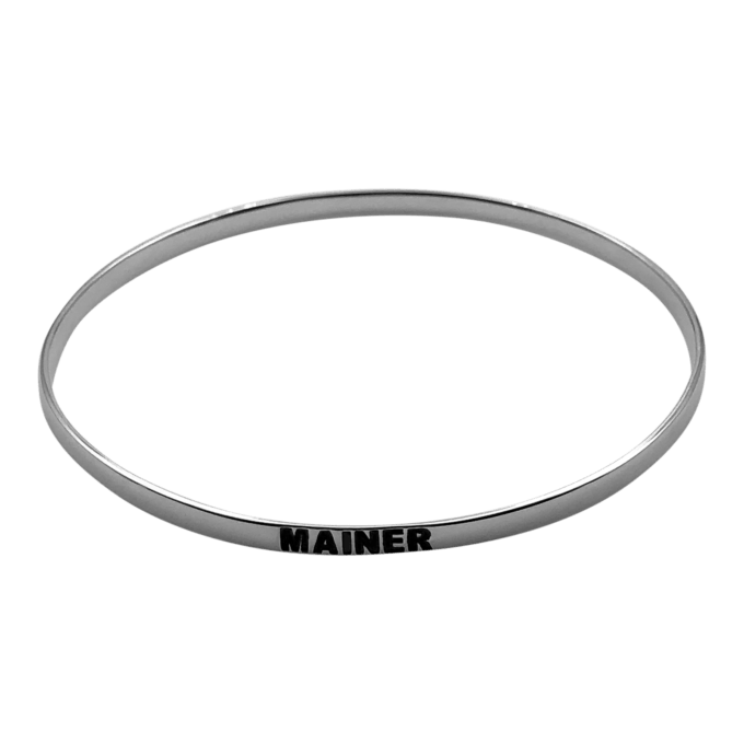 Mainer Bangle Bracelet by seabangles ™
